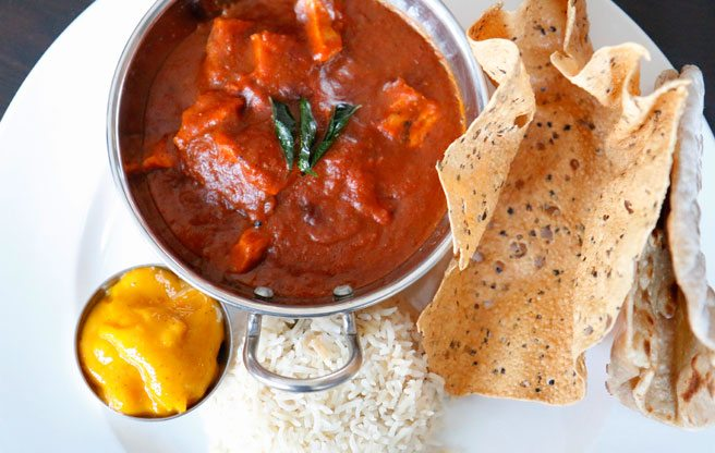 Introducing: The Bristol, a new pub and curry house in The Great Hall on Queen West
