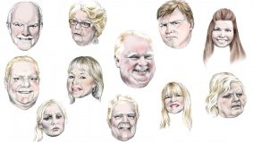 The Rob Ford family tree