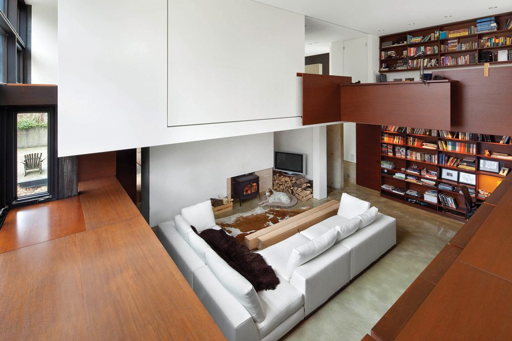 Great Spaces: a subterranean house in Wychwood Park that got the whole neighbourhood talking