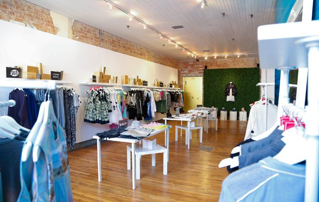 Store Guide: Parloque, a new Queen West boutique stocked with hard-to-find international labels