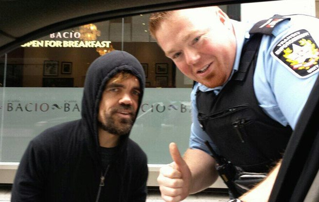 This could be your big chance to have an awkward run-in with Peter Dinklage