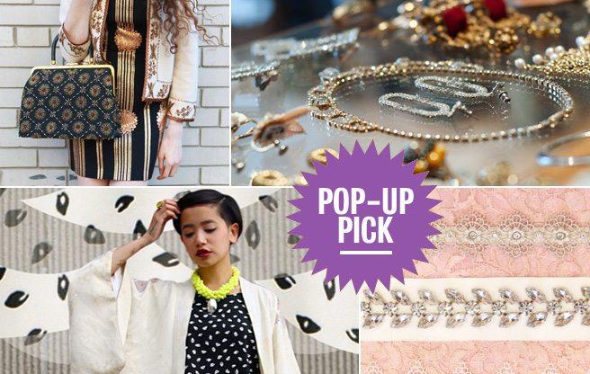 Pop-Up Pick: score a Prada dress for under $100 at Magwood's summer vintage sale