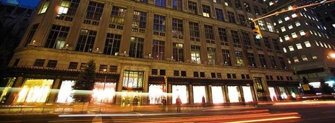 Saks Fifth Avenue will be even more upscale when it comes to Canada
