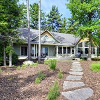 Cottage of the Week: $1.5 million for a new-build on a semi-private island