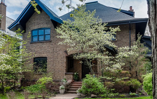 House of the Week: $2.4 million for a High Park home previously owned by the editor of <em>Good Housekeeping</em>