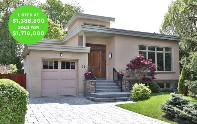 Canadian Real Estate Association is upbeat & revises forecast