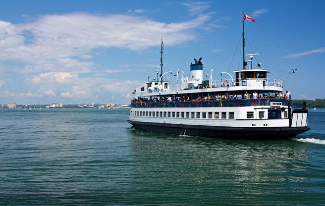 Island ferry riders will be able to buy tickets online, just in time for fall
