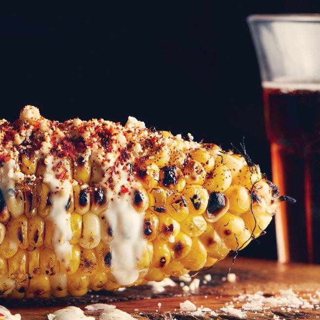 Toronto Life Cookbook 2013: Mexican Corn