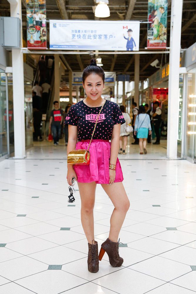 Street Style: 12 boldly individual looks from Pacific Mall in Markham
