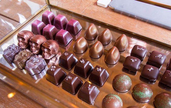 Toronto chocolatier Laura Slack opens shop in the Distillery District