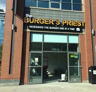 The Burger's Priest is coming to Mississauga and Guelph