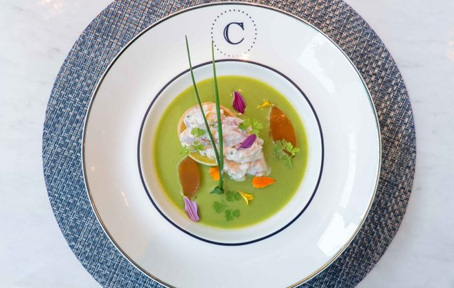 Introducing: Colette Grand Café, the palatial new French restaurant in the Thompson Hotel