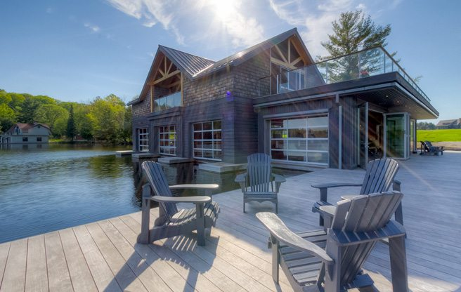Cottage of the Week: $5.5 million for a 90-acre estate in Port Carling