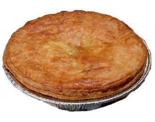 100 hot beef pies will be up for grabs next week
