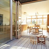 Great Spaces: Upstairs, Downstairs