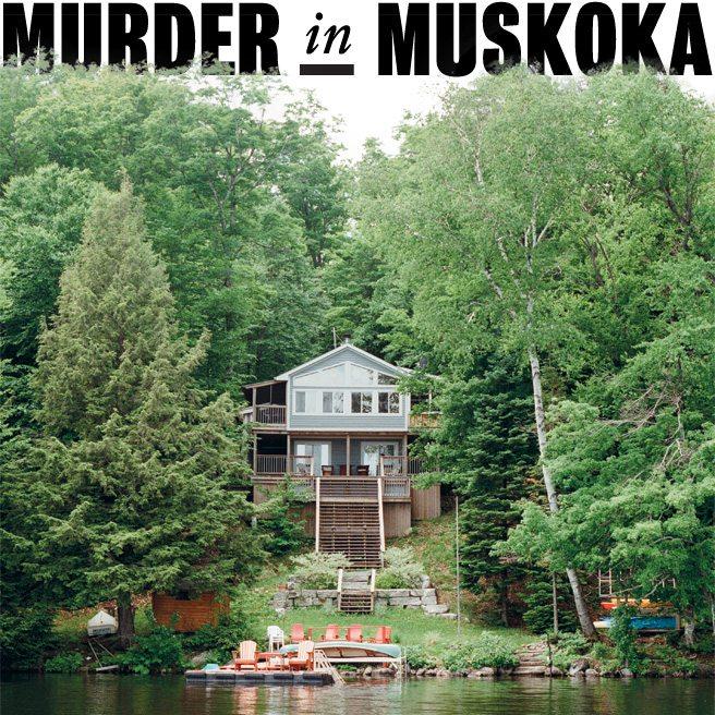 Murder in Muskoka