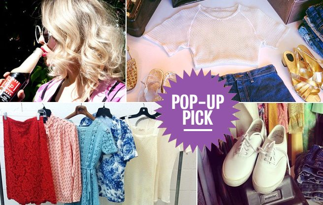 Pop-Up Pick: Montreal boutique Jack Lux Vintage is in town peddling five thousand items from 1920s—1990s