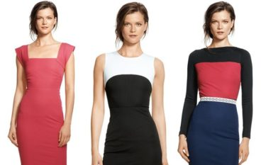 Preview: French designer Roland Mouret designed a chic new collection for Banana Republic