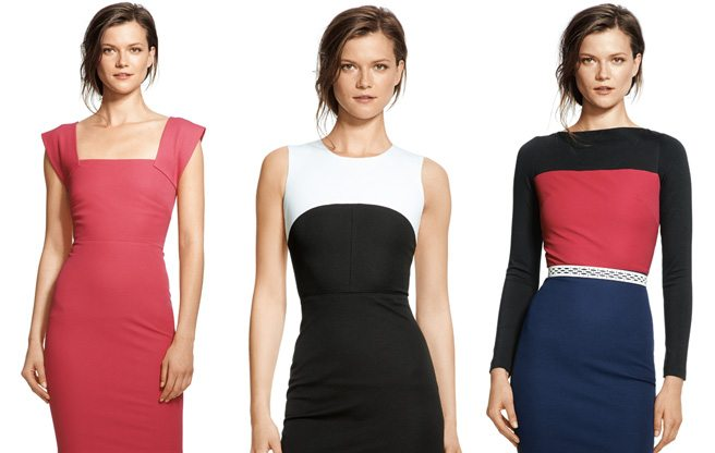 Preview: Roland Mouret, designer of the iconic Galaxy dress, launches an affordable line for Banana Republic