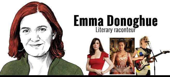 Summer Obsessions: Emma Donoghue