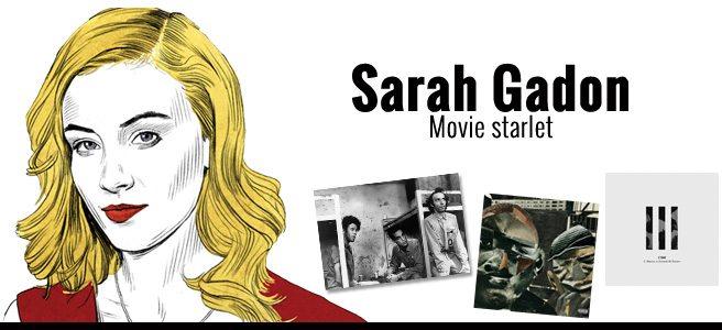 Summer Obsessions: Sarah Gadon