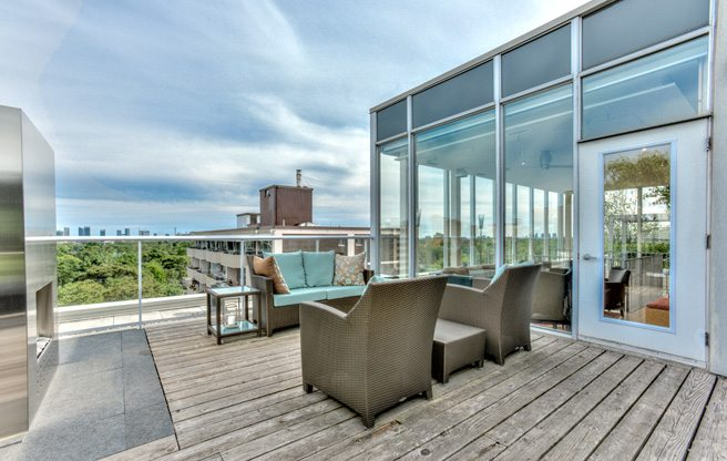 Condo of the Week: $3.3 million for an Annex unit with not one, but two huge terraces