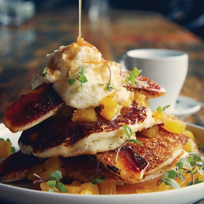 """Recipe: Origin chef Claudio Aprile's tropical """"bangcakes"""""""