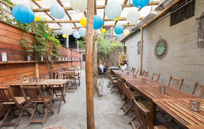 Patio Guide 2014: 10 spots the locals don't want you to discover
