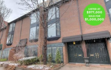 Sale of the Week: the Church-Wellesley townhouse that shows what $1 million gets you downtown