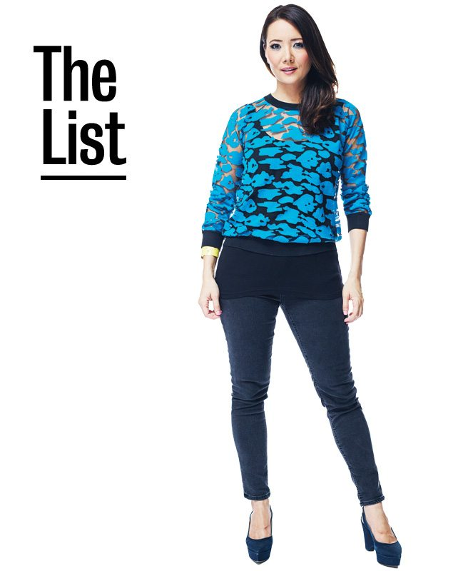 The List: Ziya Tong, host of Discovery Canada's <em>Daily Planet</em>, tells us the 10 things she can't live without