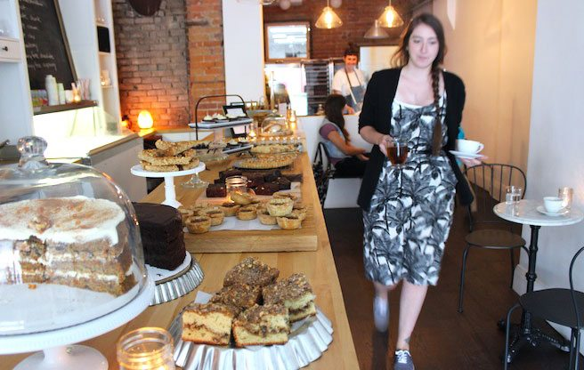Bakerbots co-owner opens a new bakeshop and ice-cream parlour on Bloor West