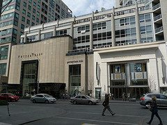 Williams-Sonoma and Pottery Barn are saying goodbye to Bloor Street