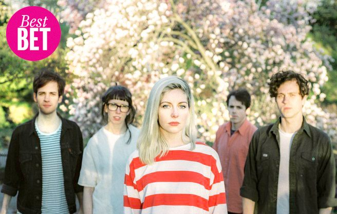 Discover your song of the summer at Alvvays's album-release show