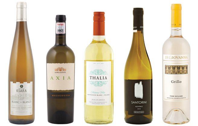 The Great White Way: five refreshing Mediterranean wines
