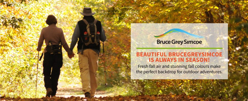 Fall in love with BruceGreySimcoe…