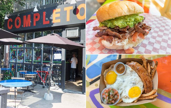 Completo brings South American fast food to Leslieville