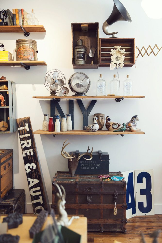 Store Guide: Goodfolk, a charming vintage shop in South Riverdale packed with one-of-a-kind finds
