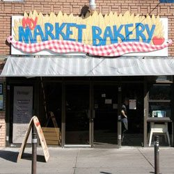 My Market Bakery in Kensington is kaput