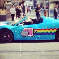 "Deadmau5's ""Purrari"" is no more"