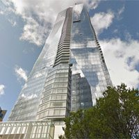 The city orders the Shangri-La Hotel to protect all of us from its falling balcony glass