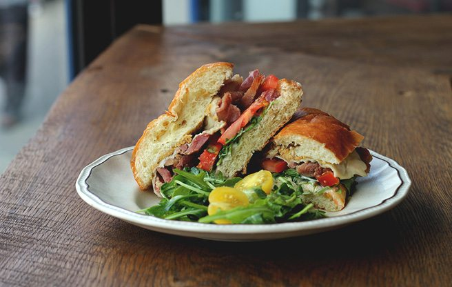 Introducing: The Sterling Social, a pretty new sandwich shop in the Junction Triangle