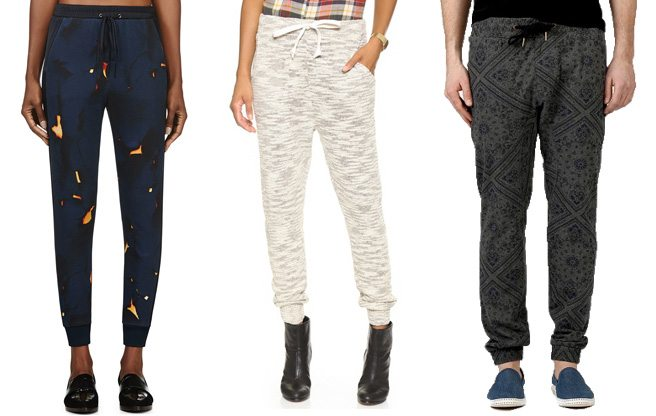 The Find: stylish sweatpants you'll be proud to sport in public (and maybe even to work)