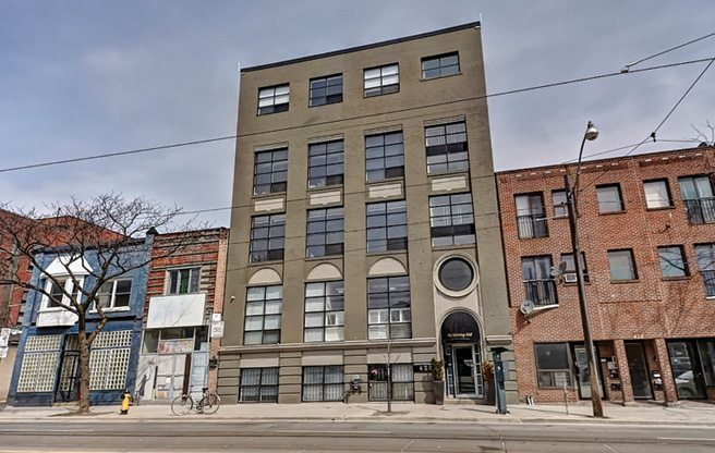 Condo of the Week: $460,000 for a true hard loft in Regent Park