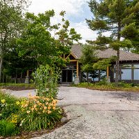 Cottage of the Week: $2.3 million for a Carling home on a rocky shore
