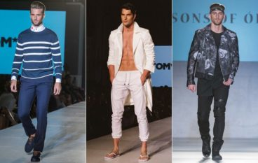 7 great new looks presented at Toronto Men's Fashion Week