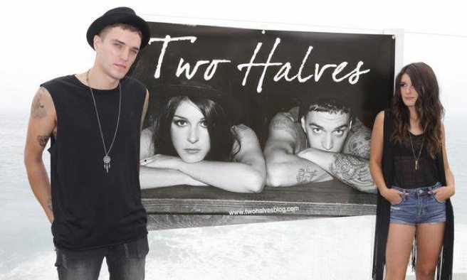 Shenae Grimes and her husband launched a clothing line that'll be available in Toronto next week