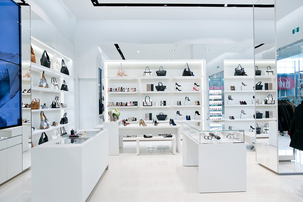 Store Guide: Vince Camuto, the fashionable footwear label's first Canadian flagship