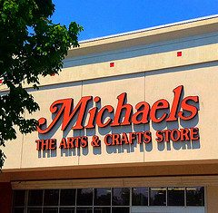Michaels is officially moving into the old Chapters space at Richmond and John