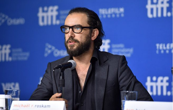 <i>The Drop</i> director Michaël R. Roskam talks about being one of the last to work with James Gandolfini
