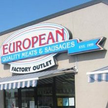 European Quality Meats closing its outlet store